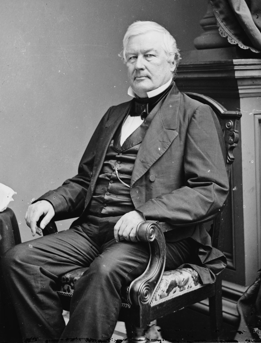 Millard Fillmore: 13th President: Fighter for Freedom