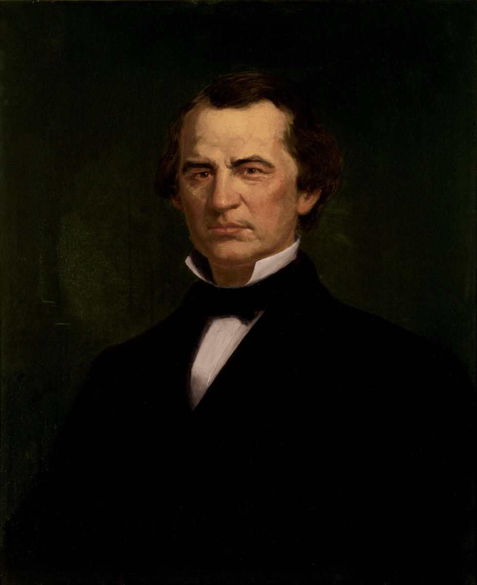 Andrew Johnson: 17th President