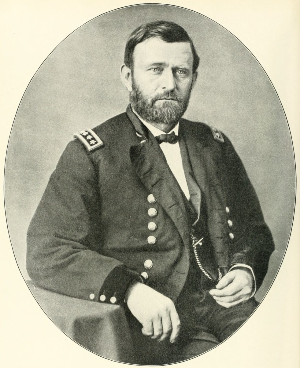 Ulysses S. Grant: 18th President: Celebrated General