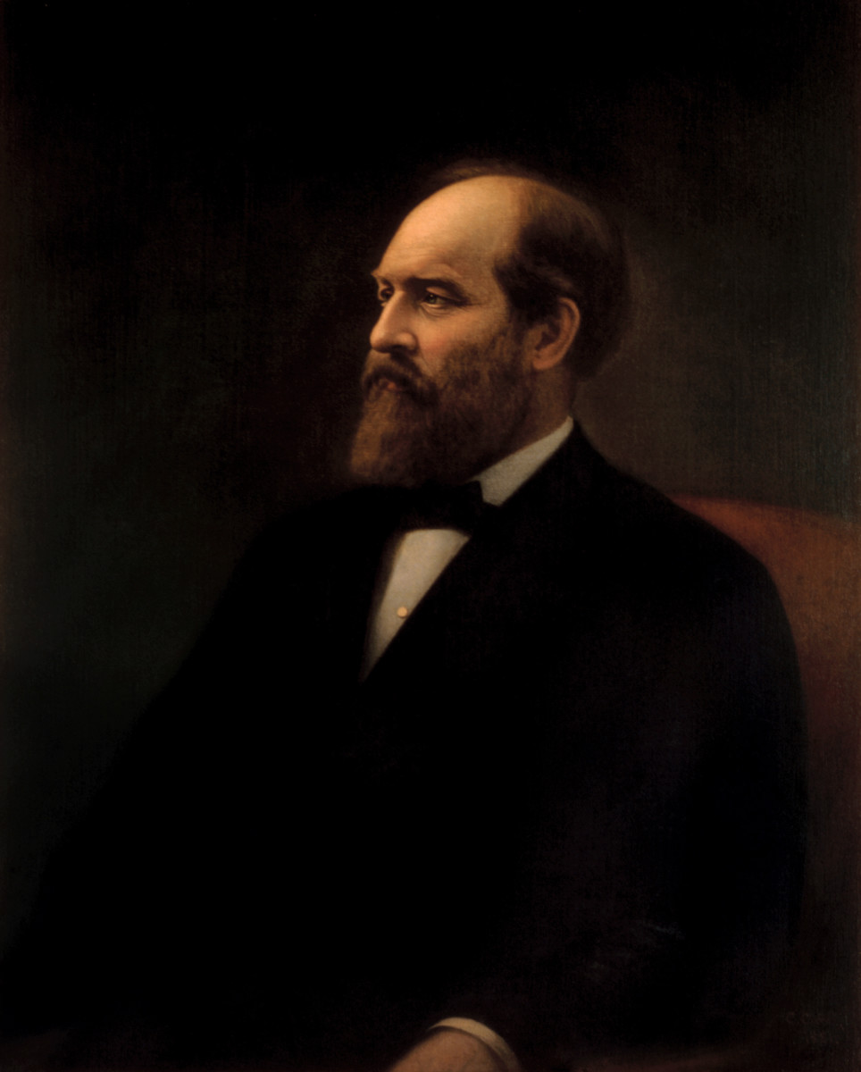 #20. James Garfield