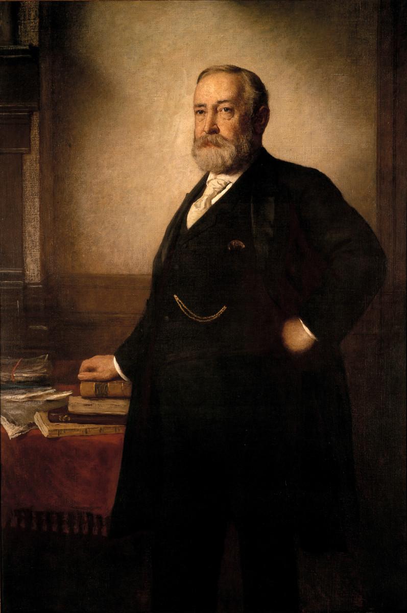 Benjamin Harrison: 23rd President: Old Tippecanoe's Grandson