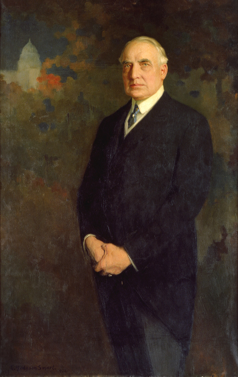 Warren Harding: 29th President