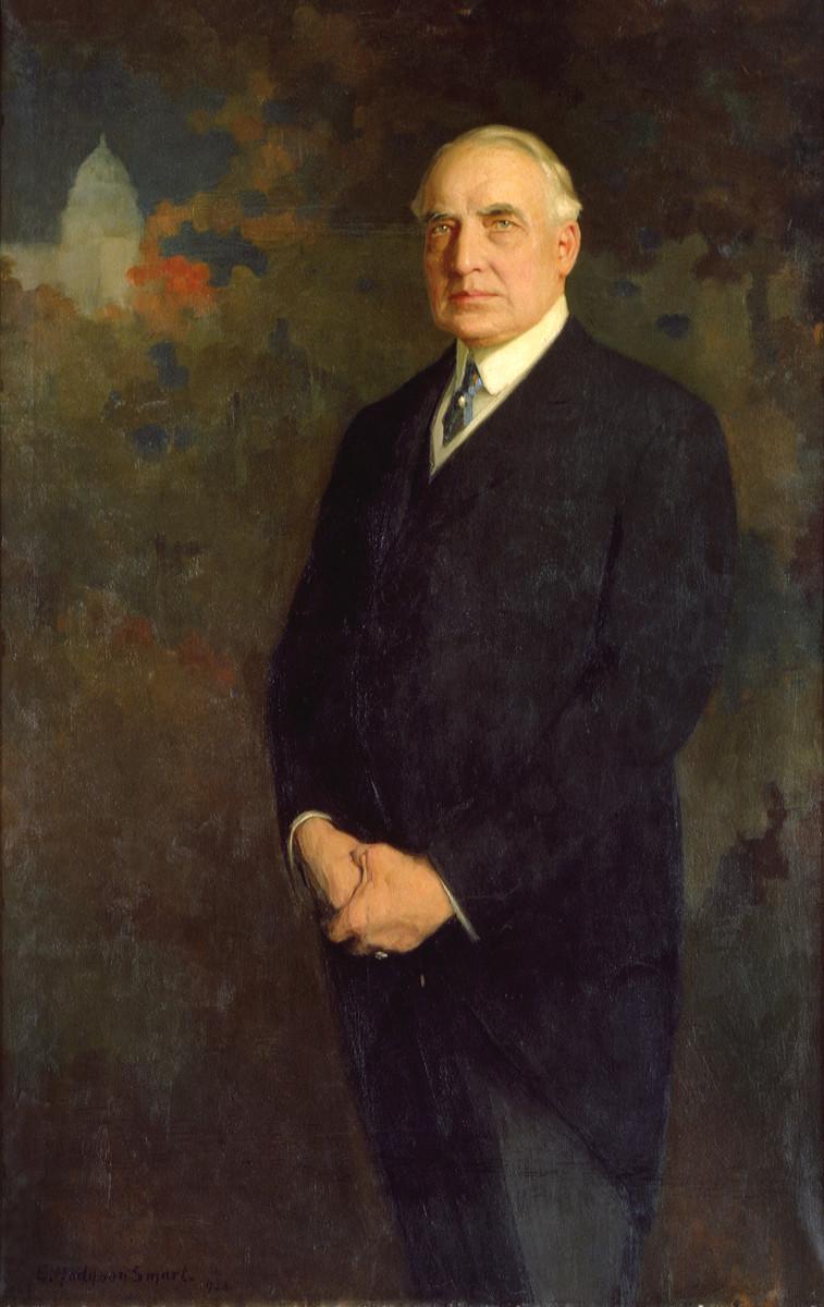 #29. Warren G. Harding