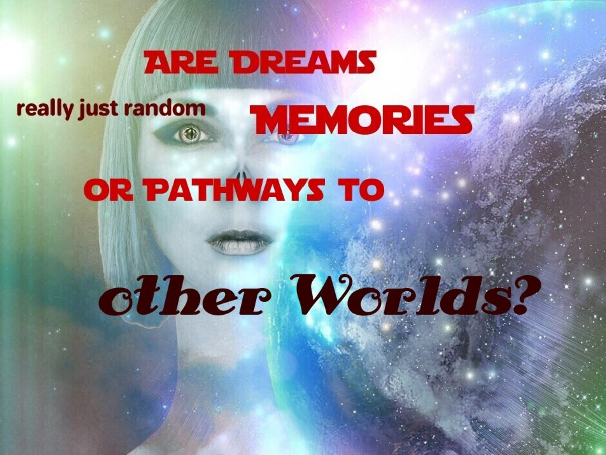 Are Dreams Really Just Random Memories or Pathways to Other Worlds?