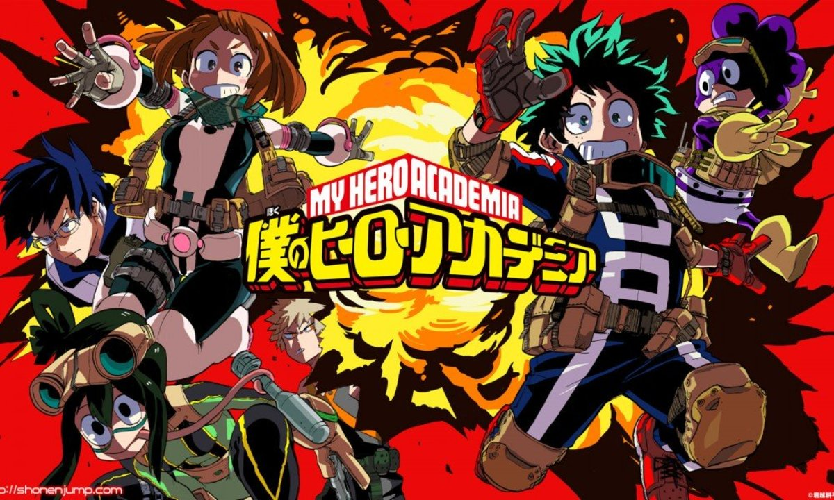 10 Anime Like 'Boku no Hero Academia' ('My Hero Academia')