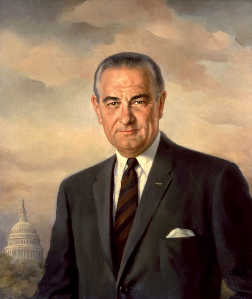Lyndon B. Johnson: 36th President: In Office During the Vietnam War