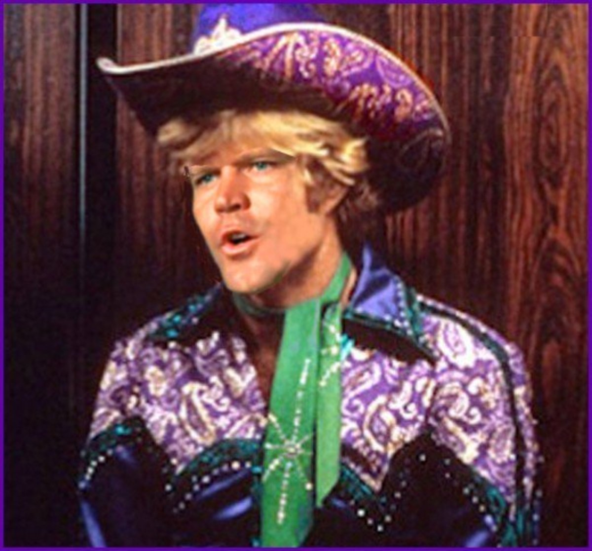"Glen Campbell was everyone's favorite ""Rhinestone Cowboy."""
