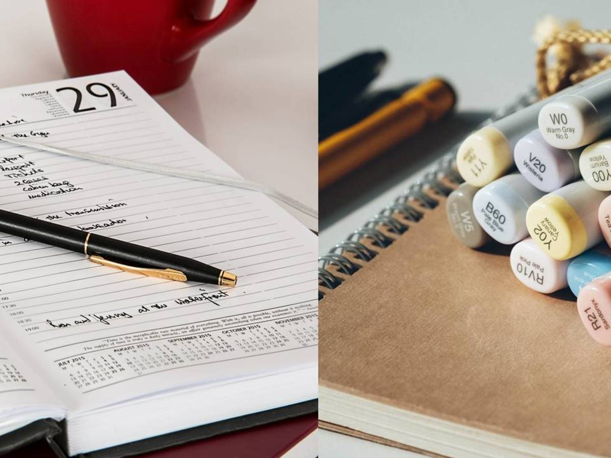 Diary vs. Journal: What's the Difference?