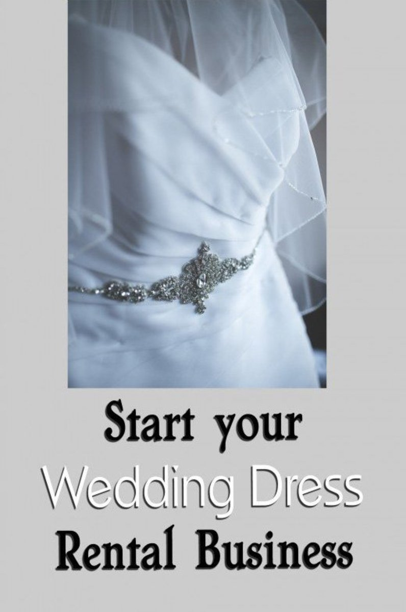 Start Your Wedding Dress Rental Business