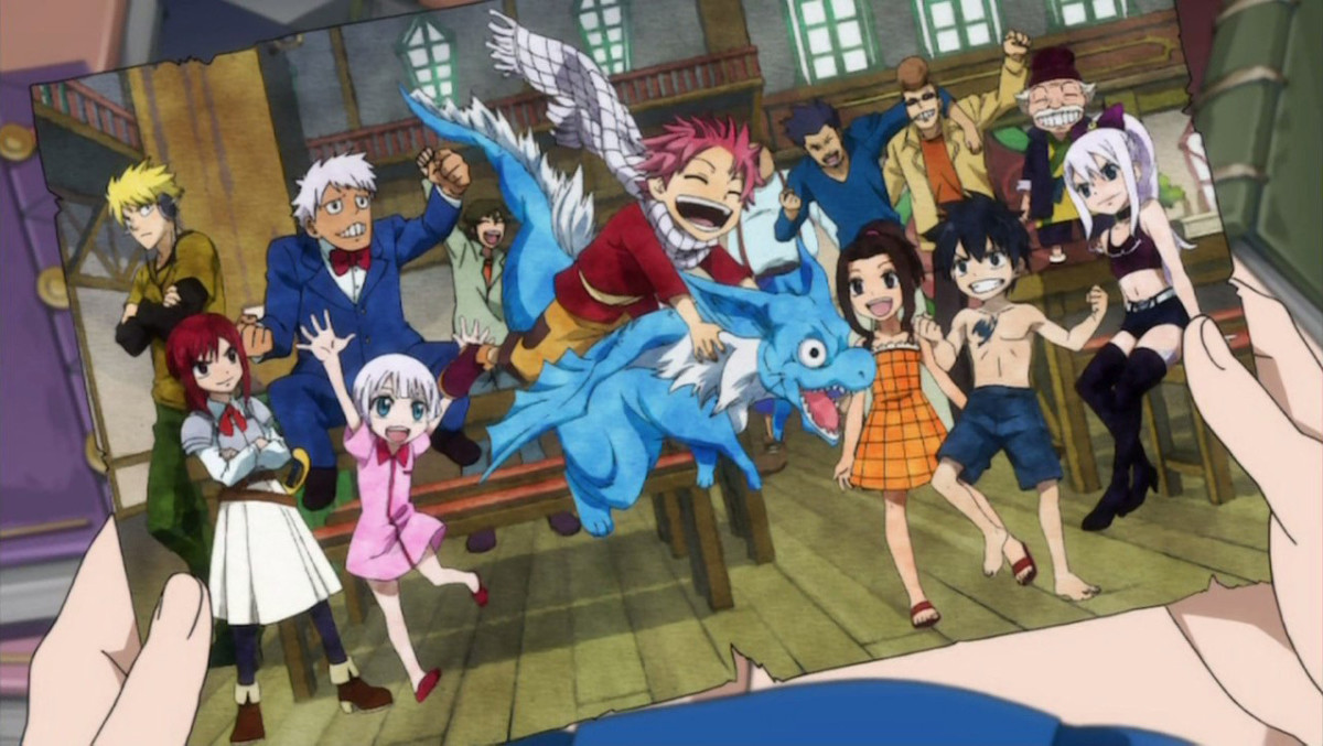 "10 Anime Like ""Fairy Tail"""