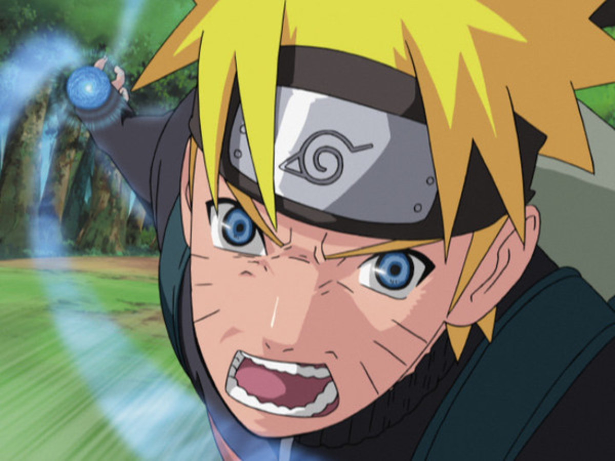 10 Anime Like Naruto