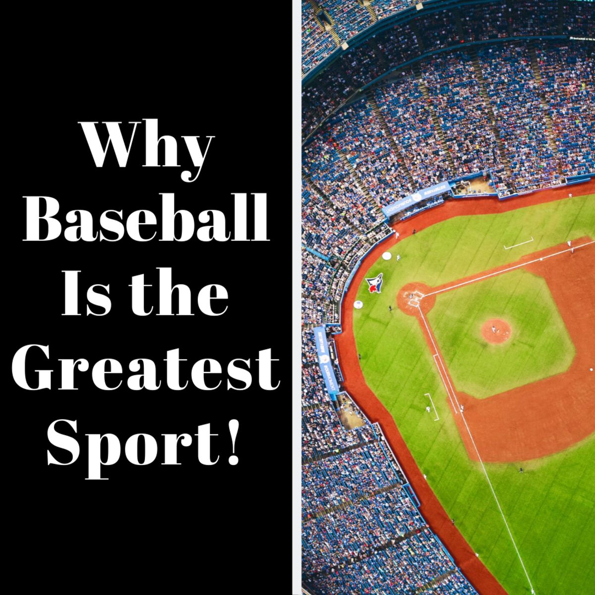 Why Baseball Is Better Than Football: A Woman's Viewpoint