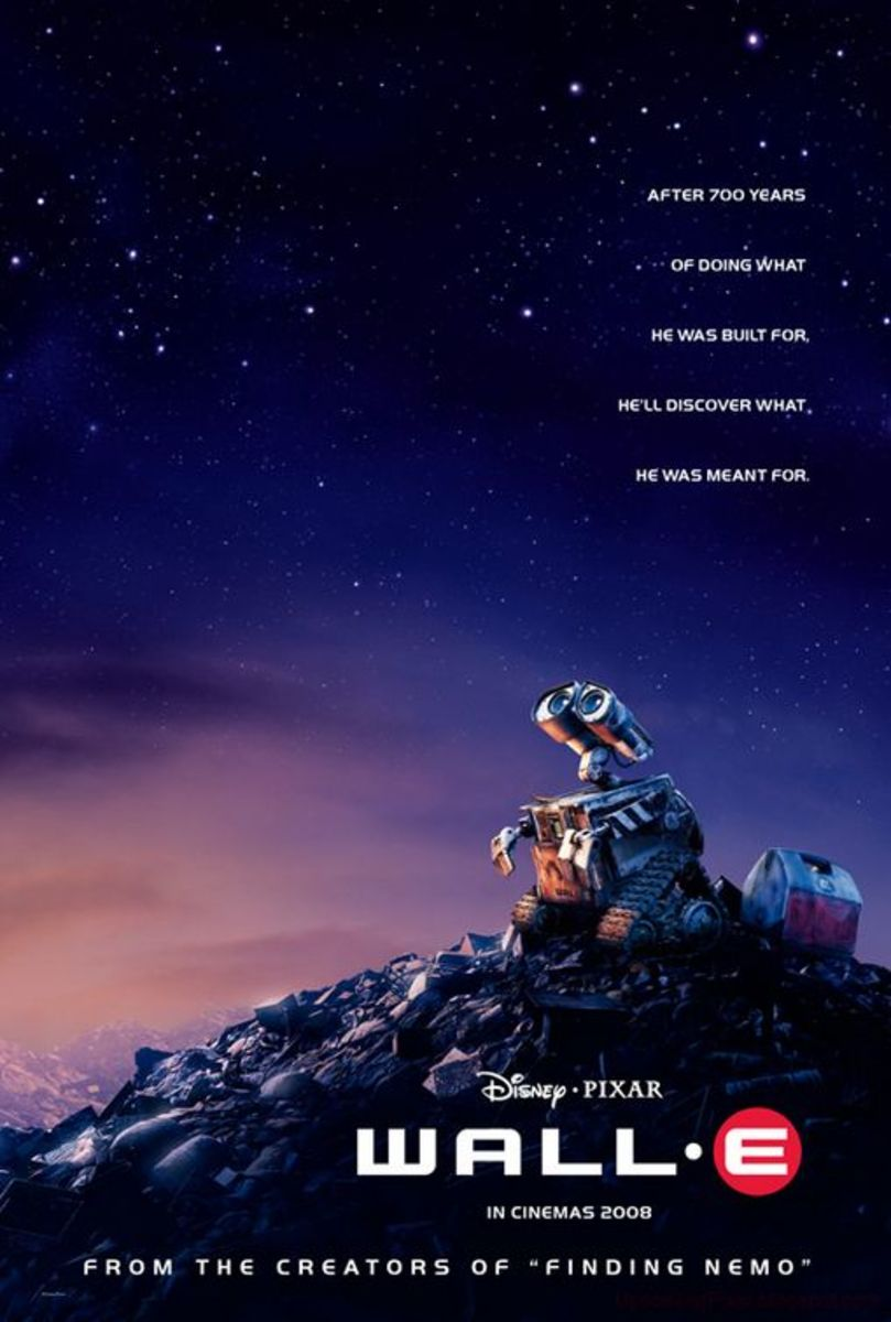 """Poster for """"WALL·E"""""""
