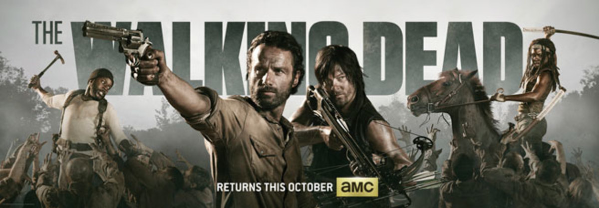 AMC's Cult Hit: The Walking Dead