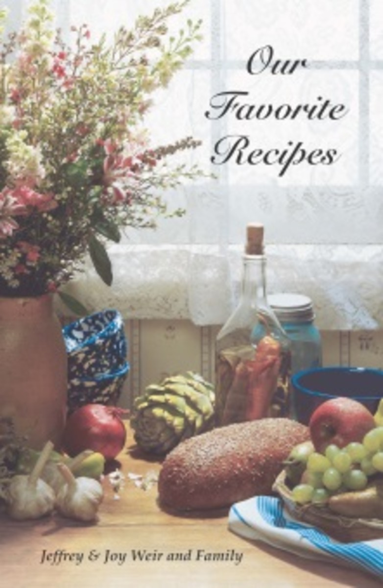 Cover of Our Favorite Recipes Cookbook