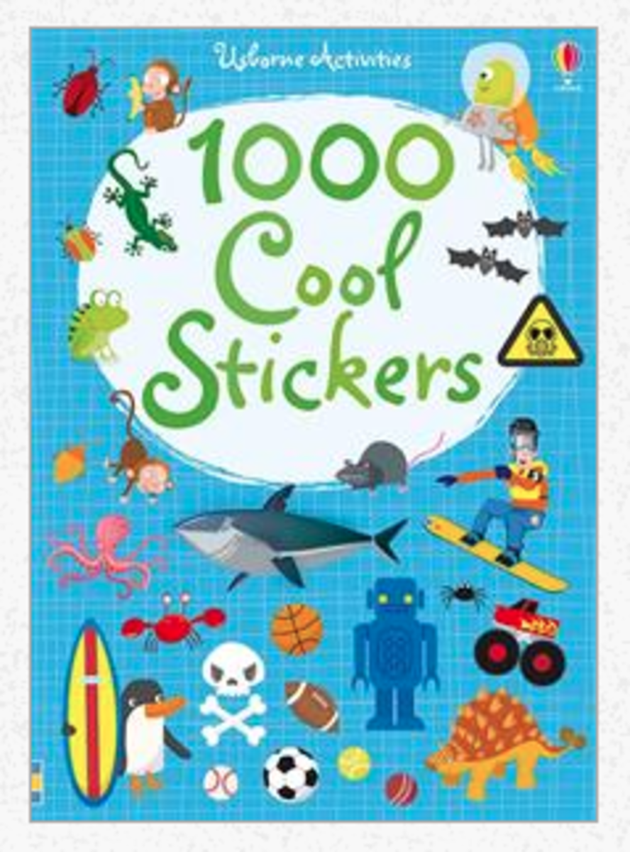 This Website Has a Ton of Great Sticker Books