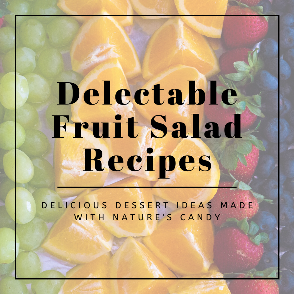 This article will share four different delectable fruit salad recipes that can be eaten as dessert after meals.