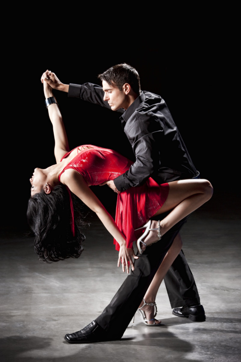 Being a good dancer isn't just about knowing a lot of cool moves, it's also about being able to create that perfect dance environment that makes your partner feel amazing.
