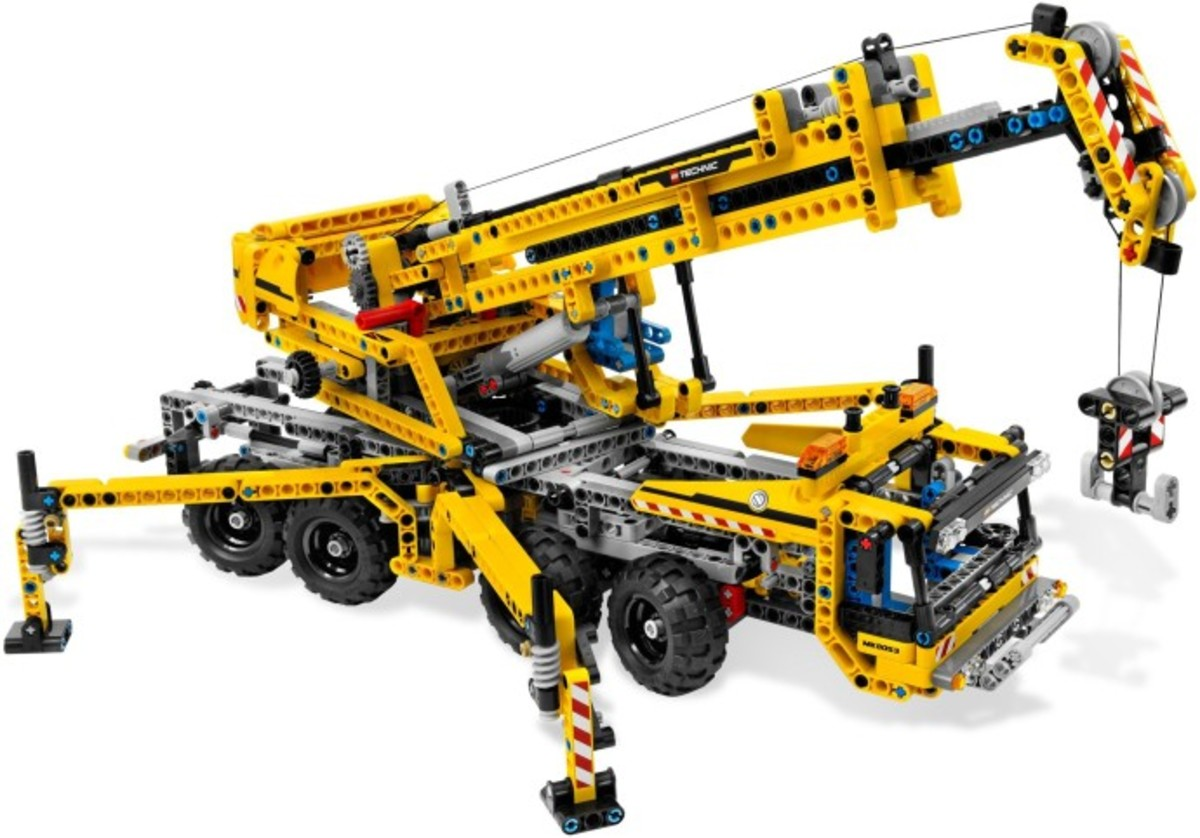 Lego Technic: All of the Large Technic Sets of the Last Decade!