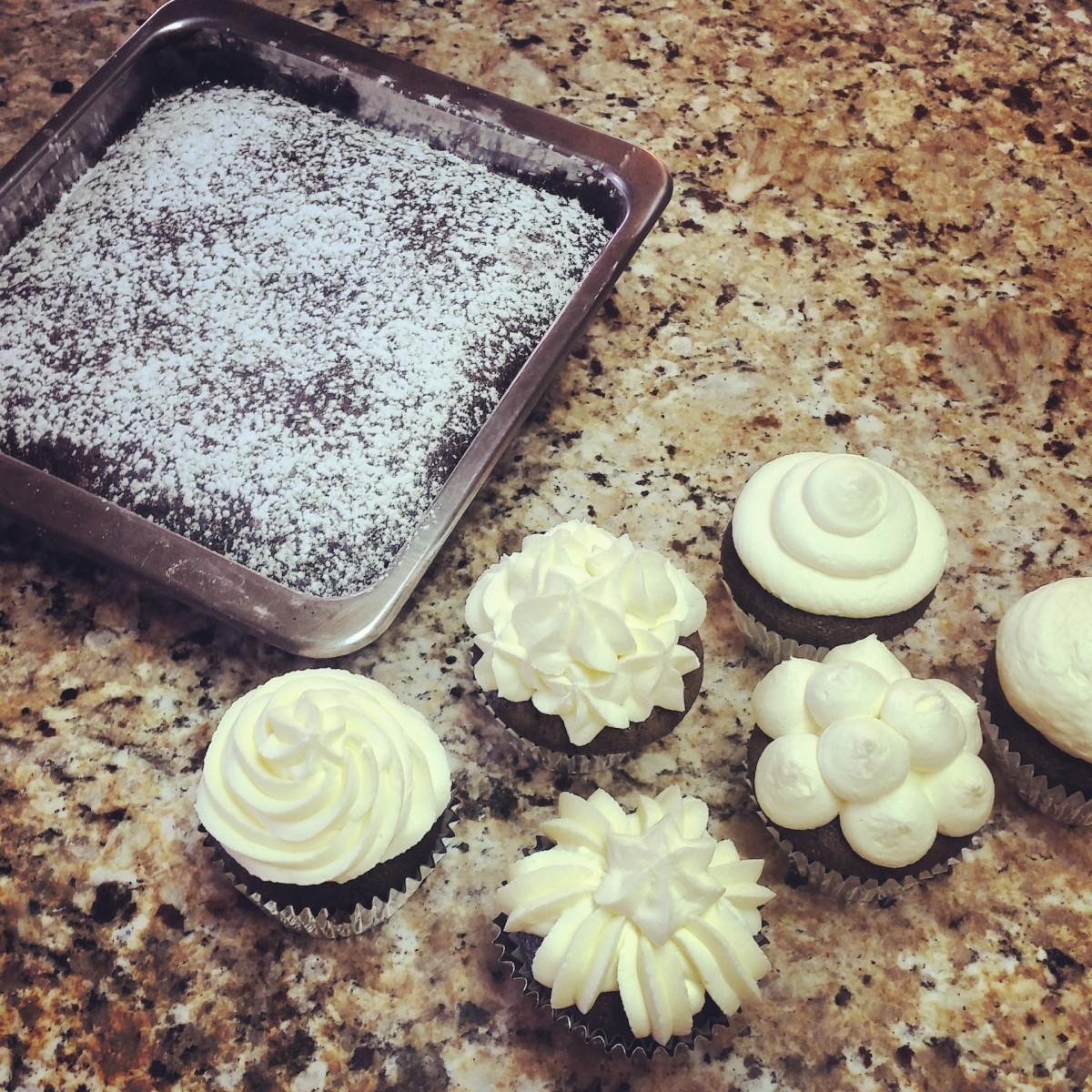 Crazy Cake: Best Vegan Chocolate Cake