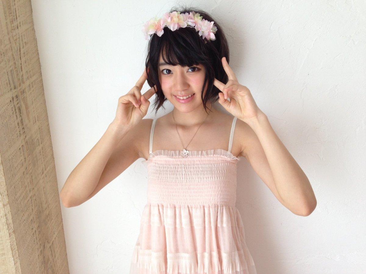 Sakura Miyawaki Japanese Idol Singer and Member of the groups HKT48 and AKB48
