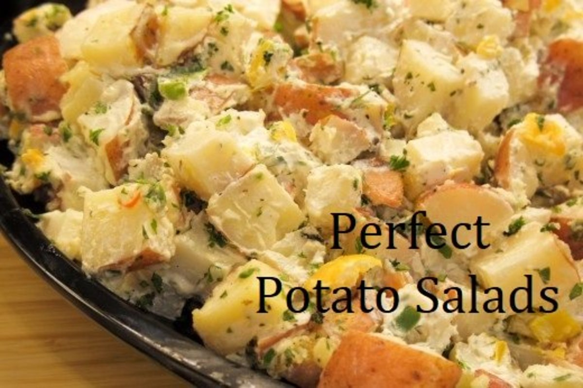 Perfect Potato Salads