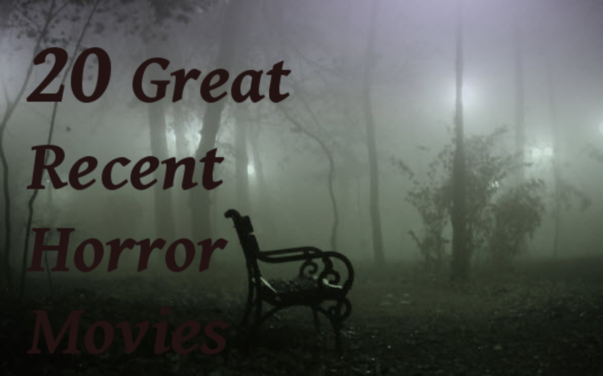 20 Great Horror Movies of the Past Few Years