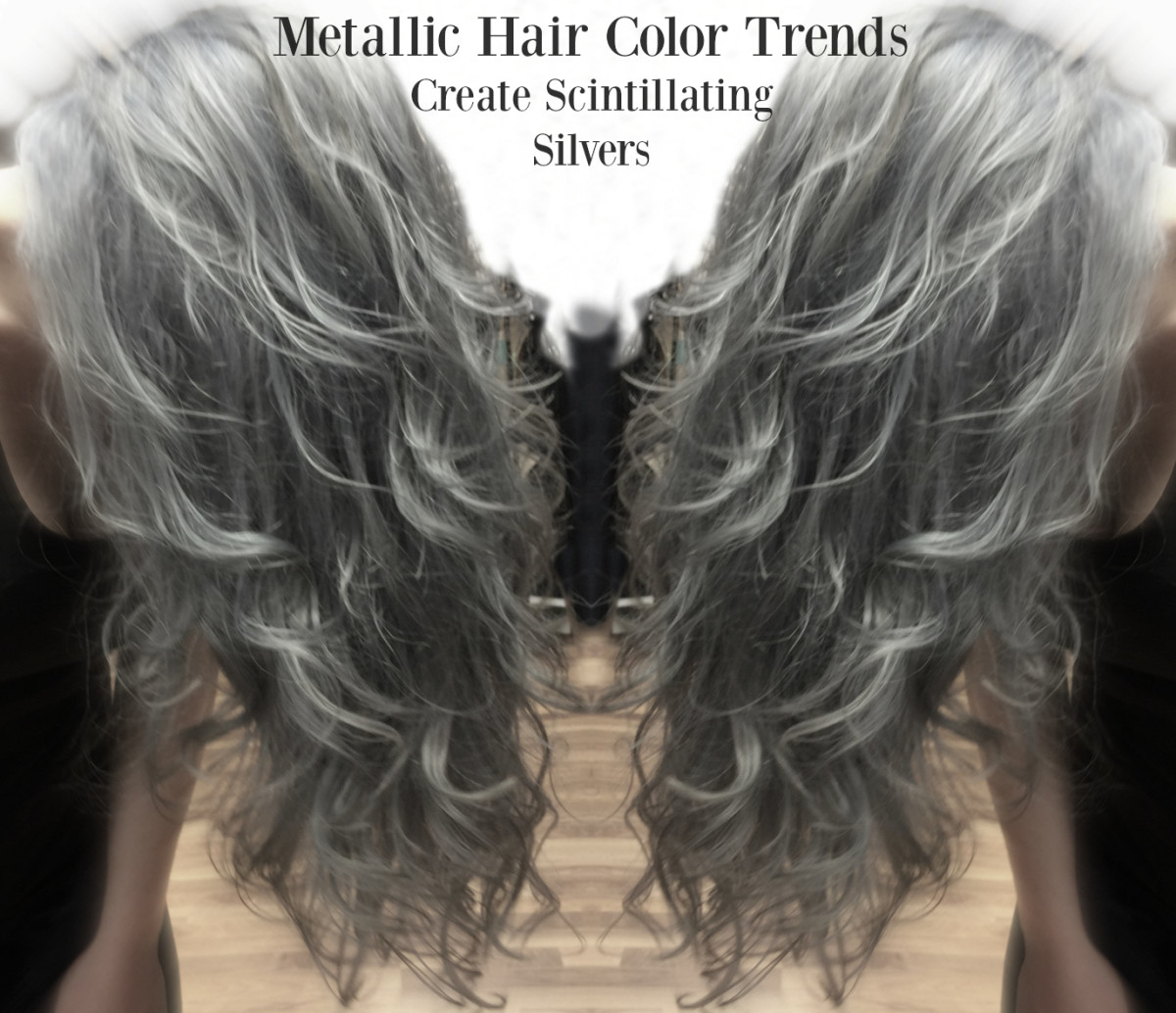 3 Metallic Hair Colors That Will Make You Look Like an A-List Star