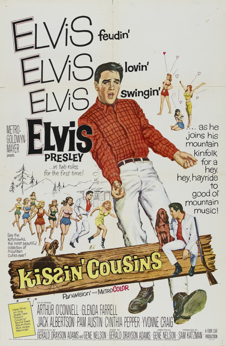 Film Review: Kissin' Cousins