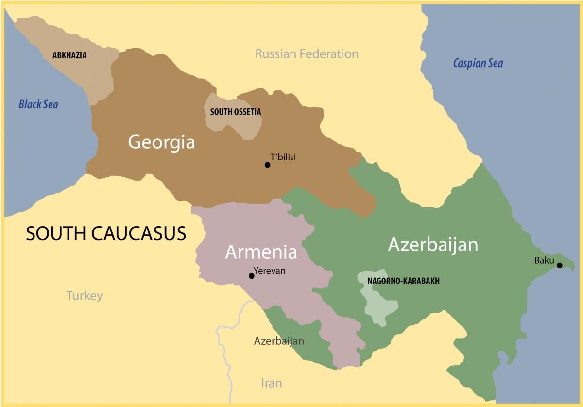 The Armenia and Azerbaijan Situation a Long Struggle from Ancient