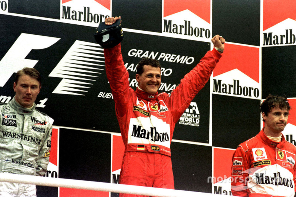 The 1998 Argentine GP: Michael Schumacher's 28th Career Win