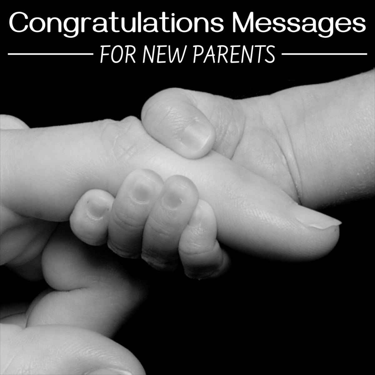 When a friend has a child, congratulations are in order! Use the examples in this article to craft a thoughtful note or card for the new parents.