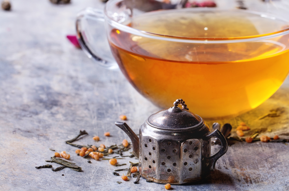 Herbal teas should be taken in between attacks, not during one.