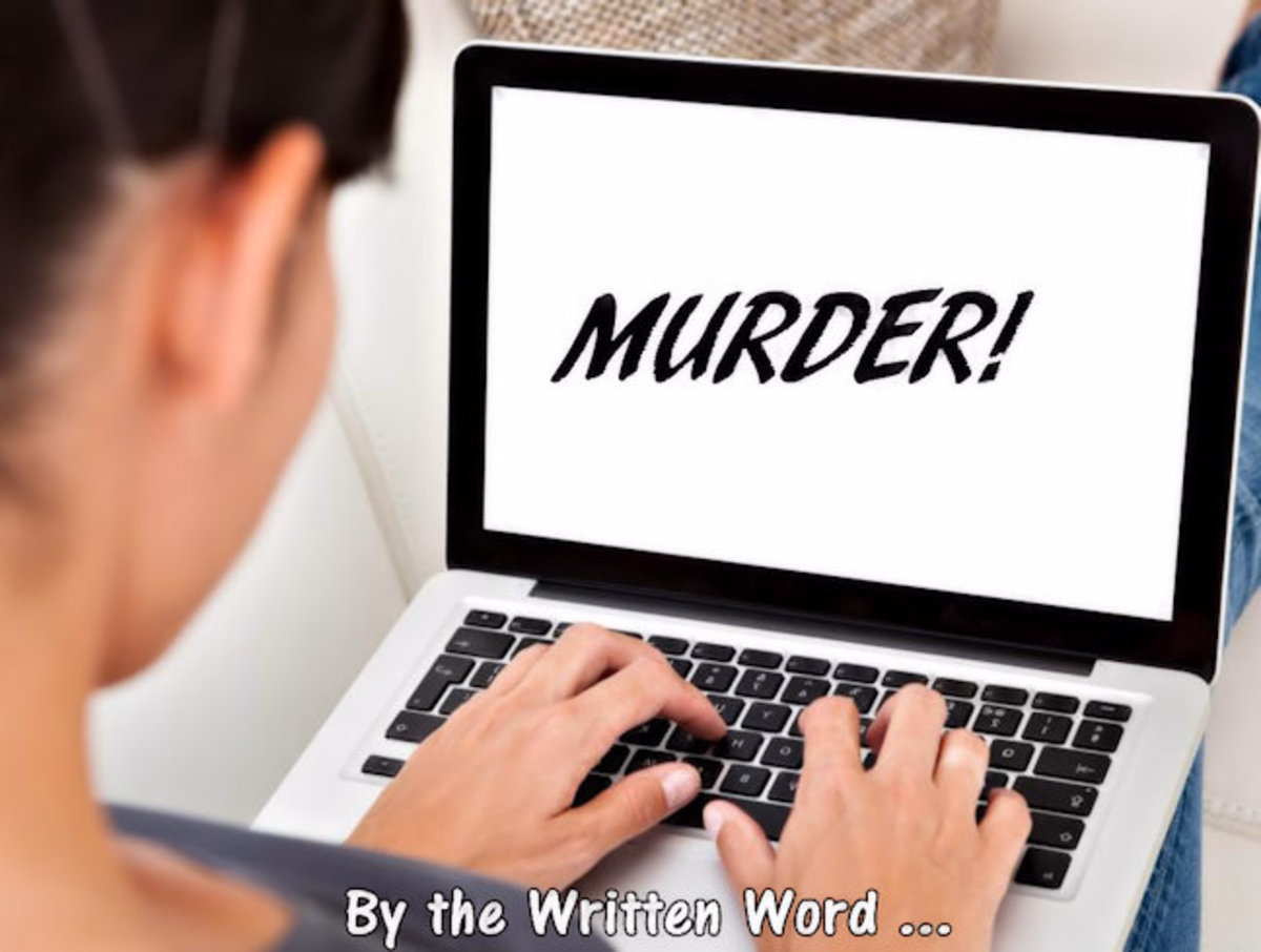 Murder by the Written Word 3
