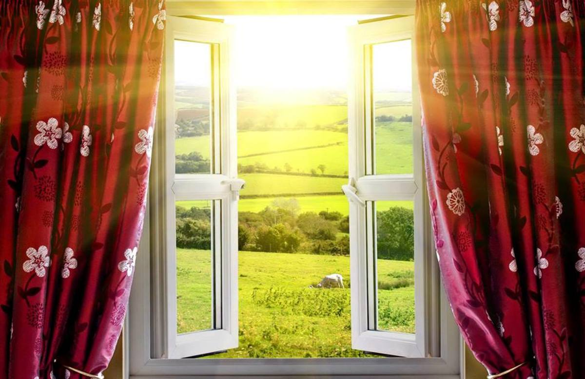 My Window On Life.