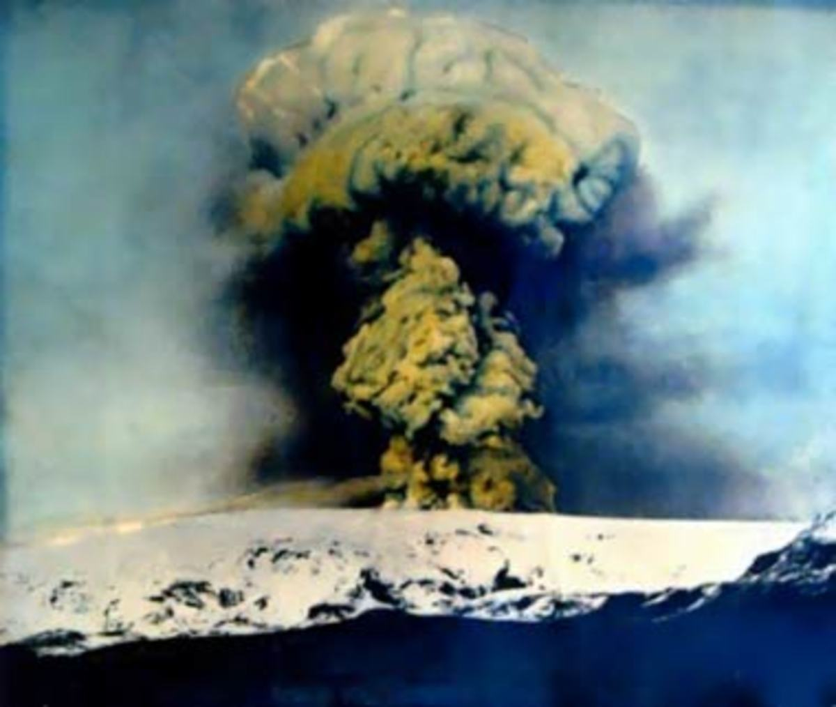 Mountains of Fire & Ice: Doomsday Volcanoes