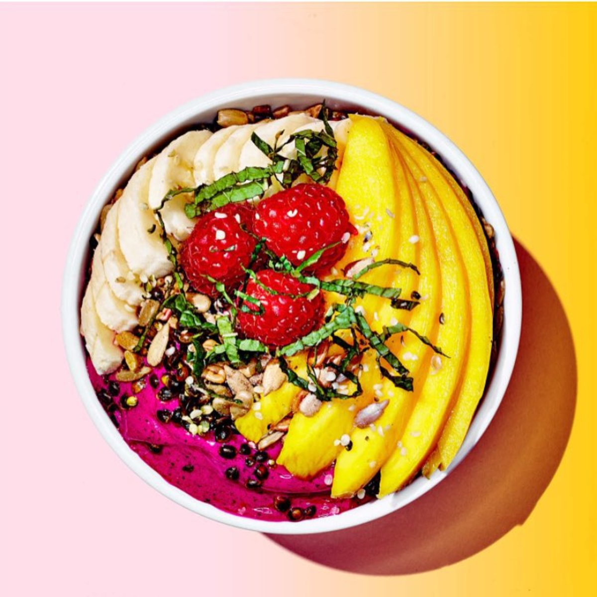 How To Make Healthy And Tasty Smoothie Bowls Delishably