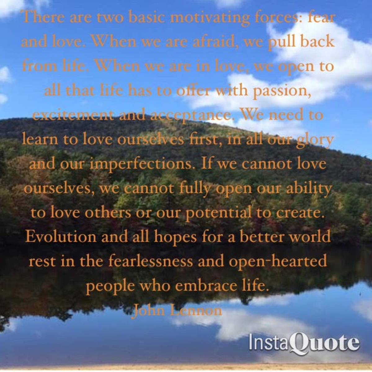 Created with InstaQuote App