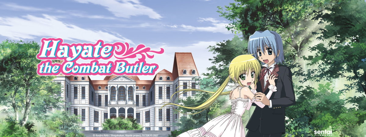 At a Glance: Hayate the Combat Butler