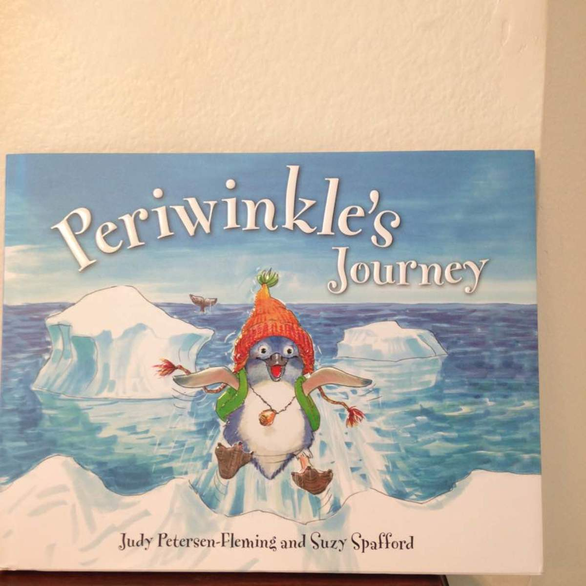 Penguins, a Geography Lesson, and a Life Lesson in Self-Esteem Combine to Make a Fun Read Aloud for Children