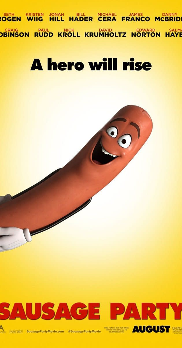 'Sausage Party' Non-Spoiler Review