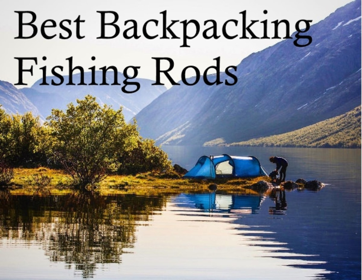 Top 3 Best Backpacking Fishing Rods