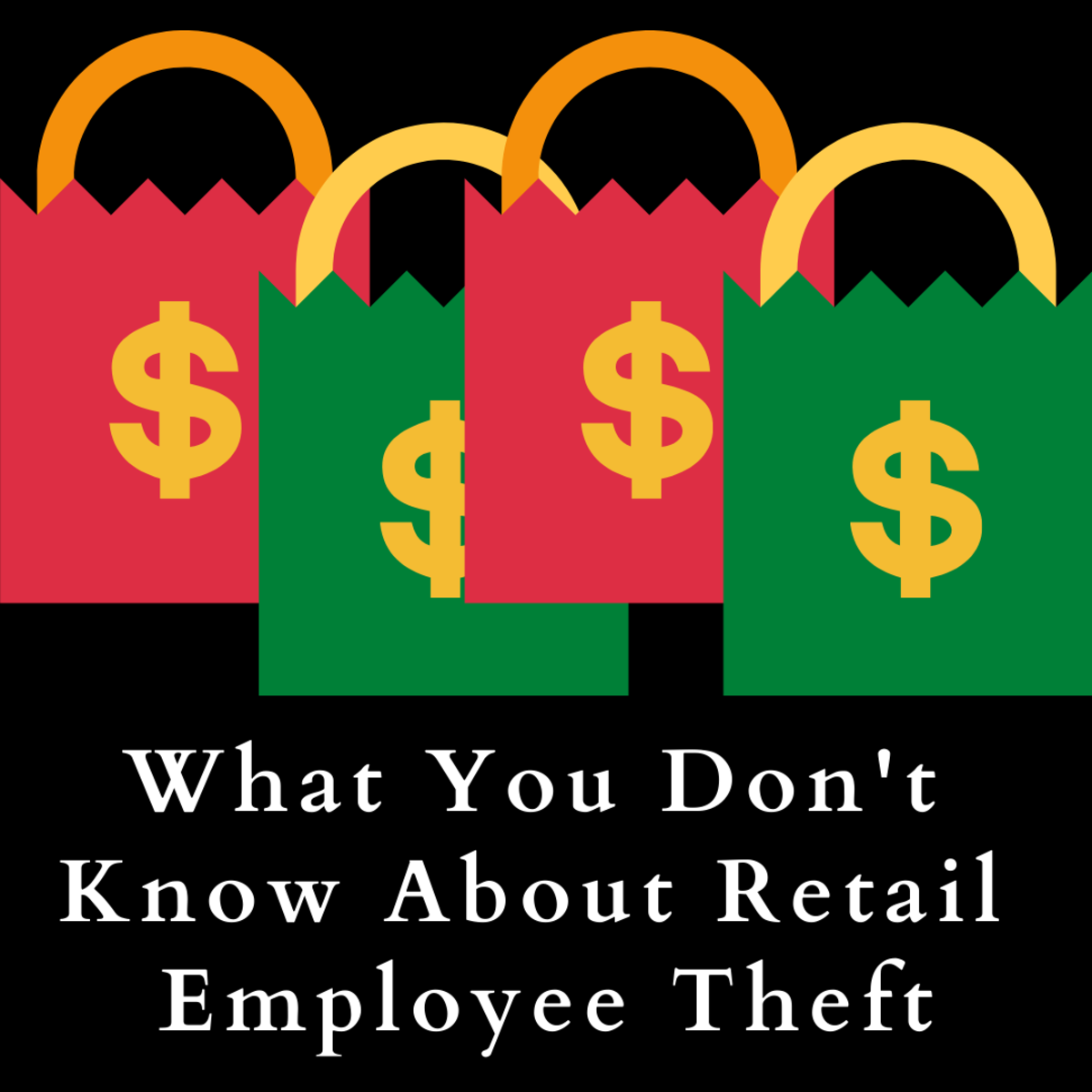 10 Things You Didn't Know About Retail Employee Theft