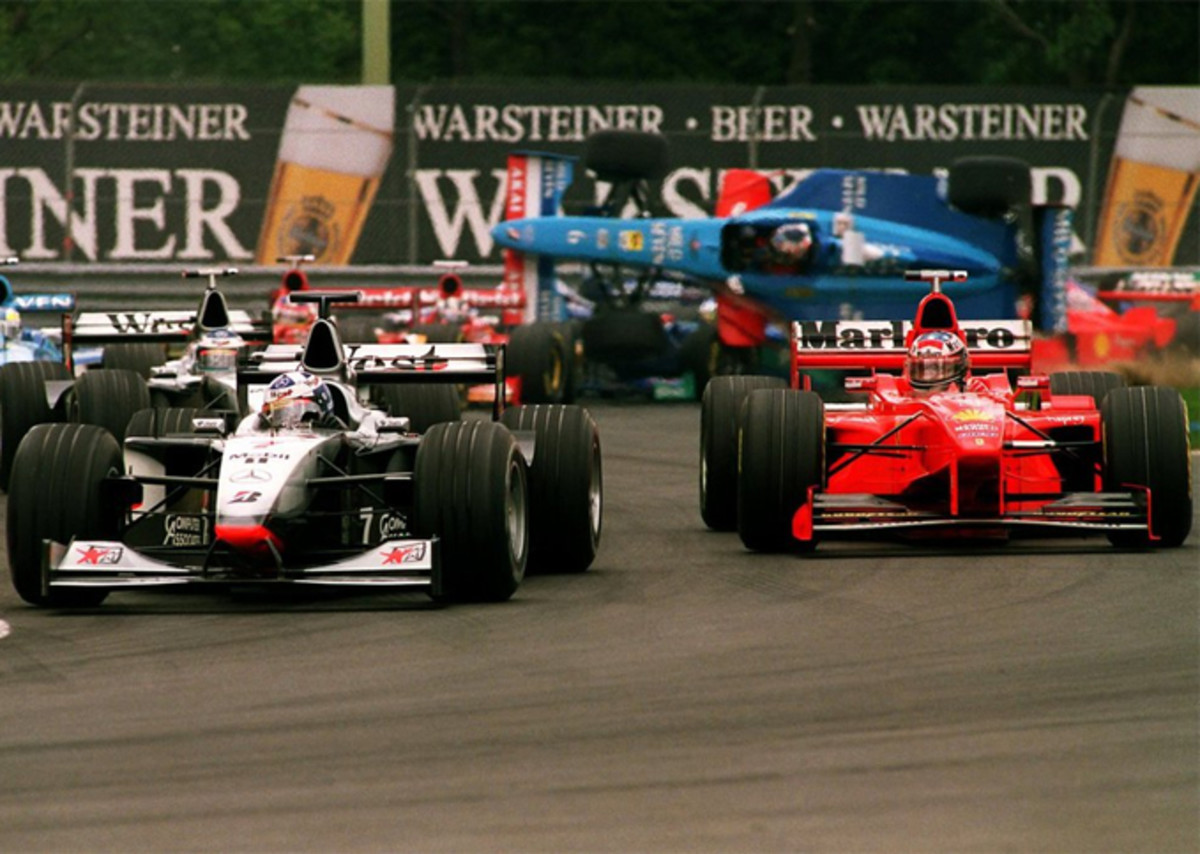 The 1998 Canadian GP: Michael Schumacher's 29th Career Win