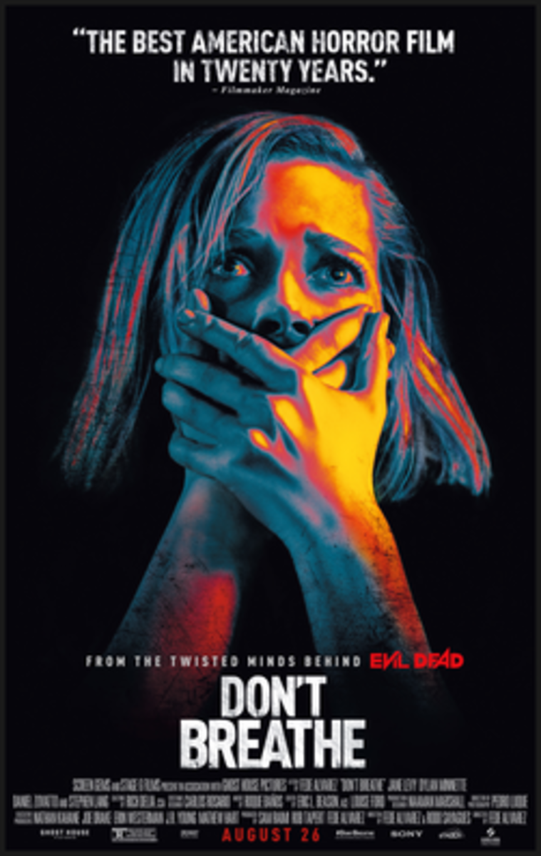'Don't Breathe' Non-Spoiler Review