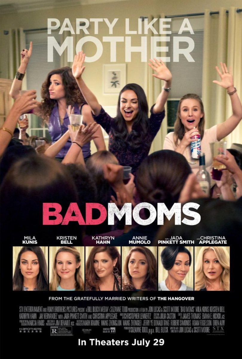 Hear Me Review: Bad Moms