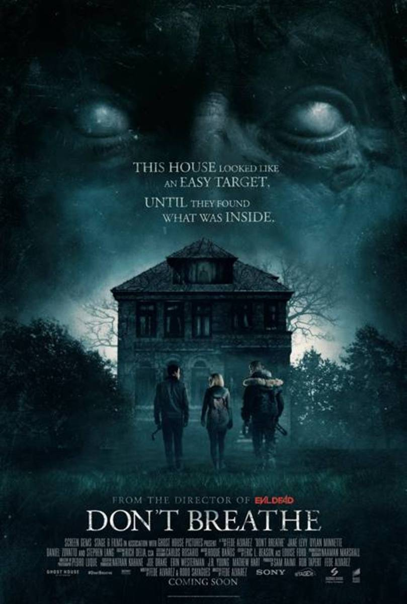 New Review: Don't Breathe (2016)