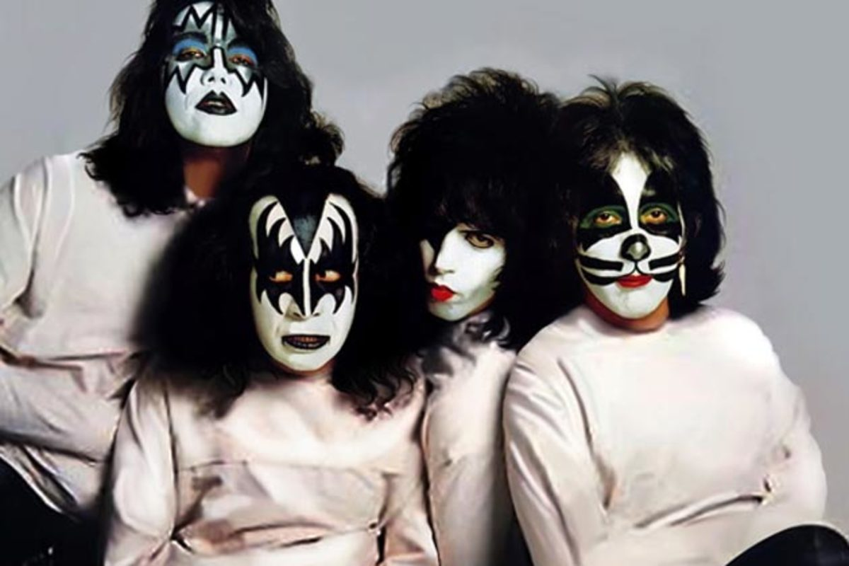 Top 10 KISS Songs From the 1970's
