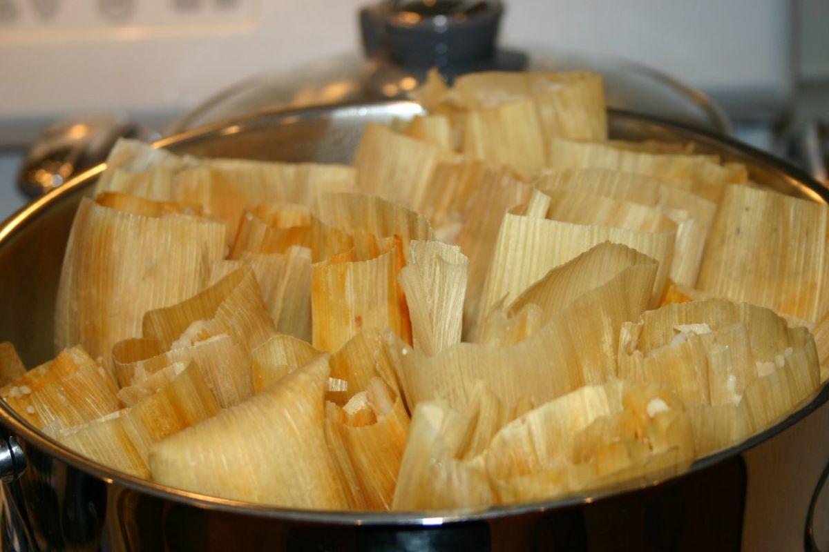 Homemade Hot Tamales Recipe Delishably