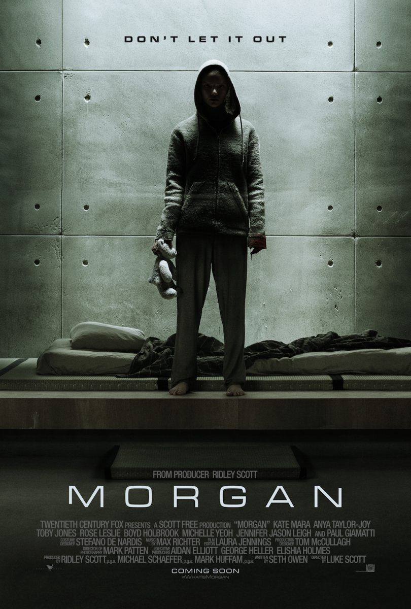 New Review: Morgan (2016)